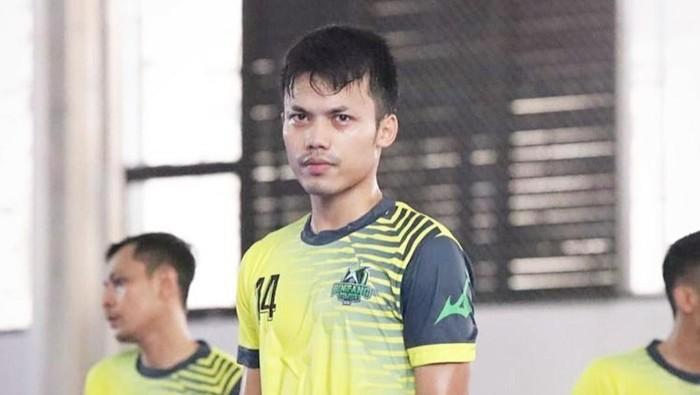 Subhan Faidasa, pemain futsal dari klub Bintang Timur Surabaya