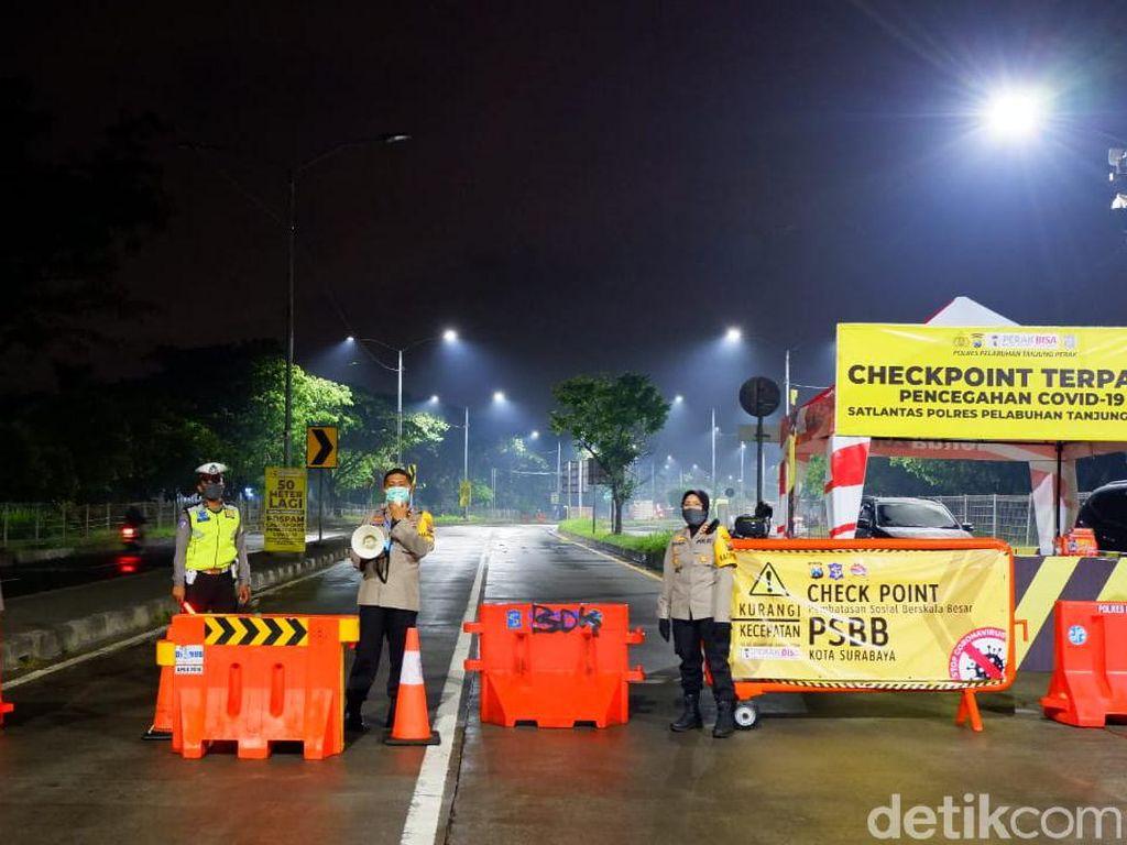 Beredar Kabar Suramadu Ditutup Total, Ini Penjelasan Polres Tanjung Perak