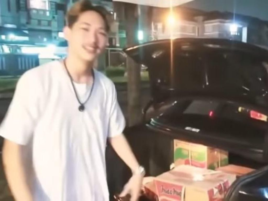 Polisi Tangani Laporan Korban Prank Makanan Sampah YouTuber Bandung