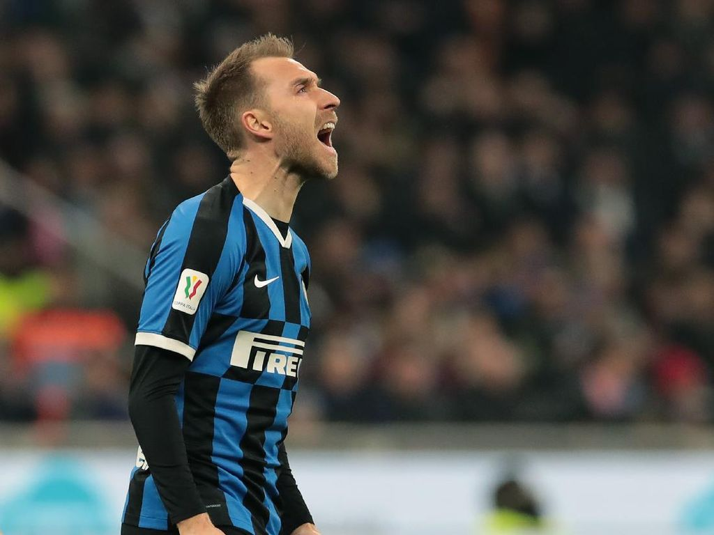 Belum Mengilap di Inter, Eriksen Cuma Butuh Waktu
