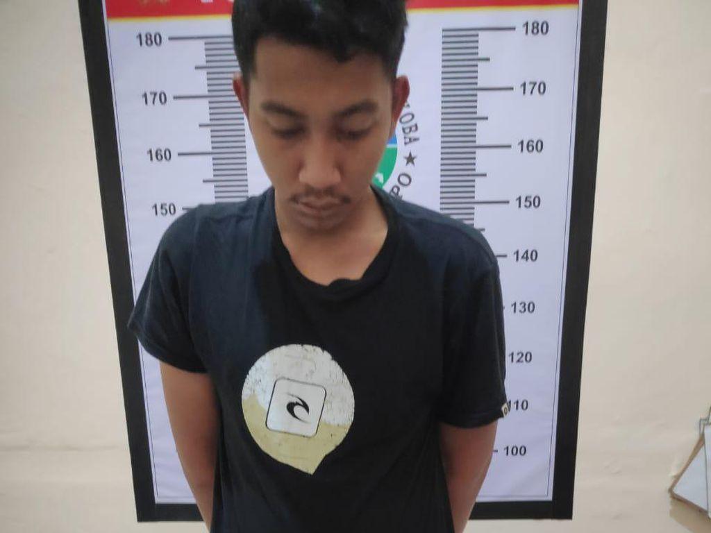 Ditangkap Polisi, Pemuda di Palopo Ngaku Jual Sabu demi Kuliah Pacar