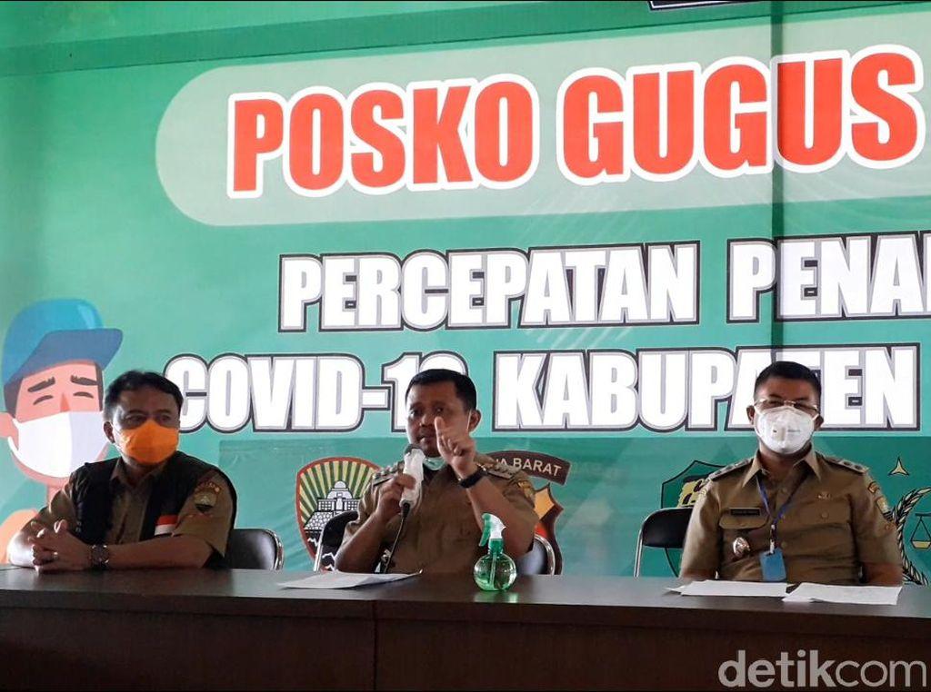 Pemkab Sumedang Perpanjang Pelaksanaan PSBB di Seluruh Kecamatan