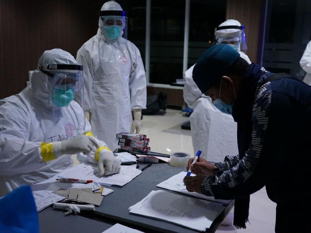 Pemprov Jabar Karantina dan Tes Swab 86 Warga Pulang dari Arab Saudi