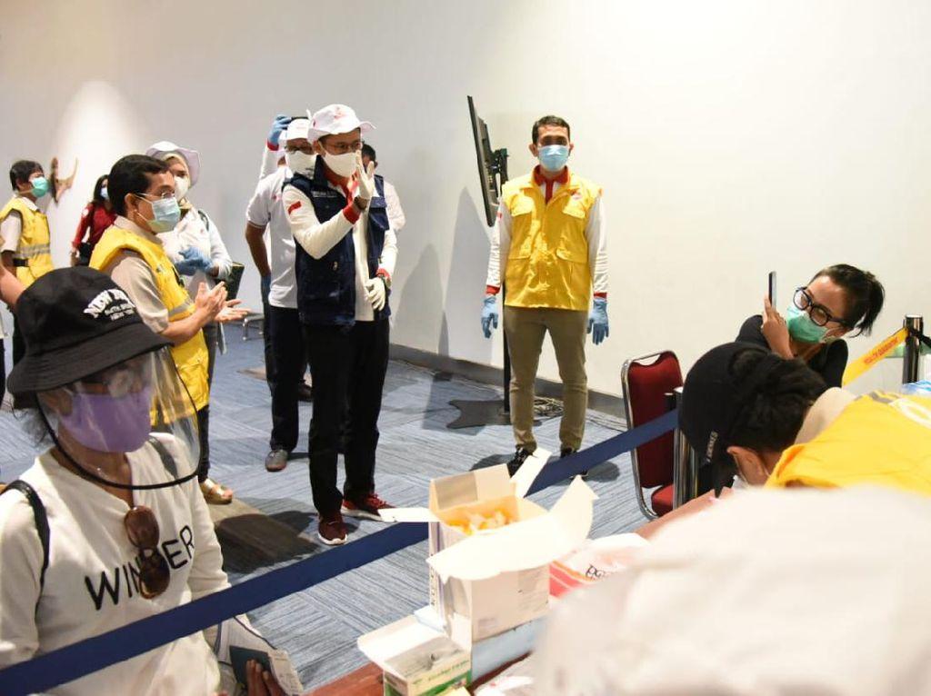 Menanti Syarat Tes Corona untuk Penumpang Pesawat Dihapus