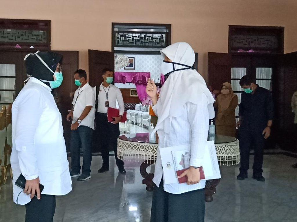 Wakil Ketua DPRD Kota Surabaya Minta Protokol COVID-19 Diperketat
