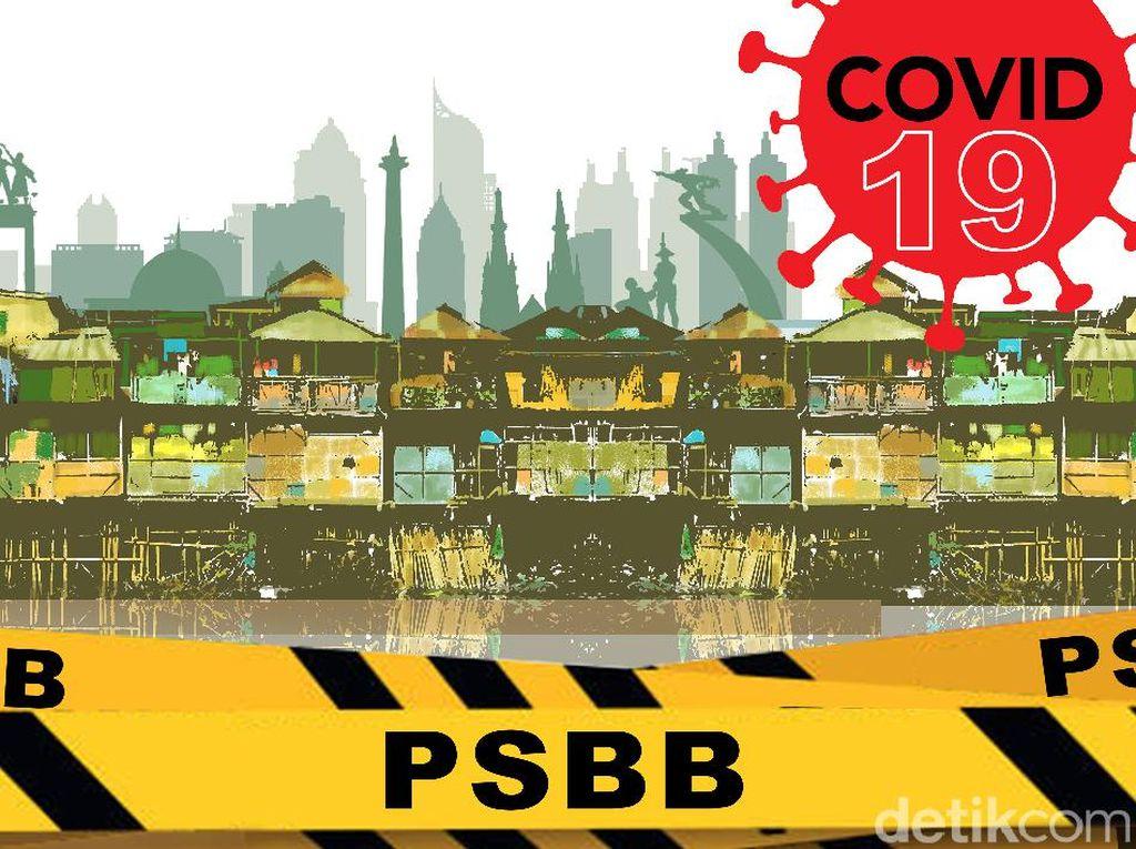 Kemenhub Terbitkan SE Dirjen soal Petunjuk Operasional Transportasi Saat PSBB