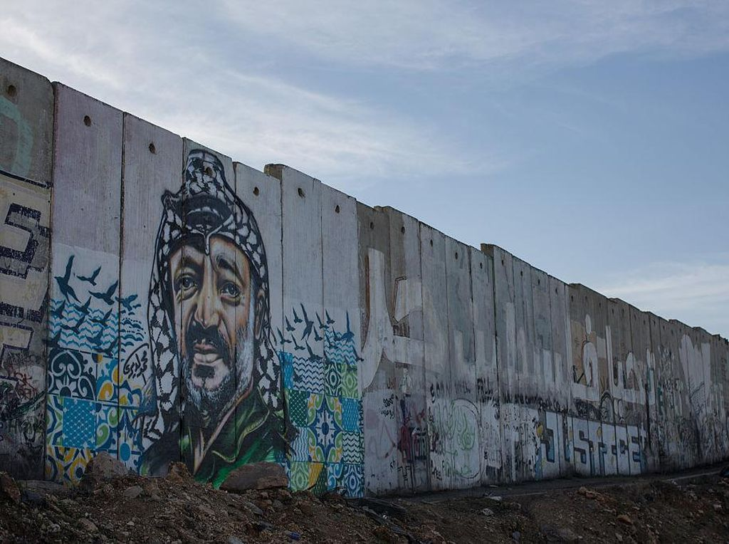 Palestina Siap Berunding Langsung dengan Israel Terkait Perdamaian