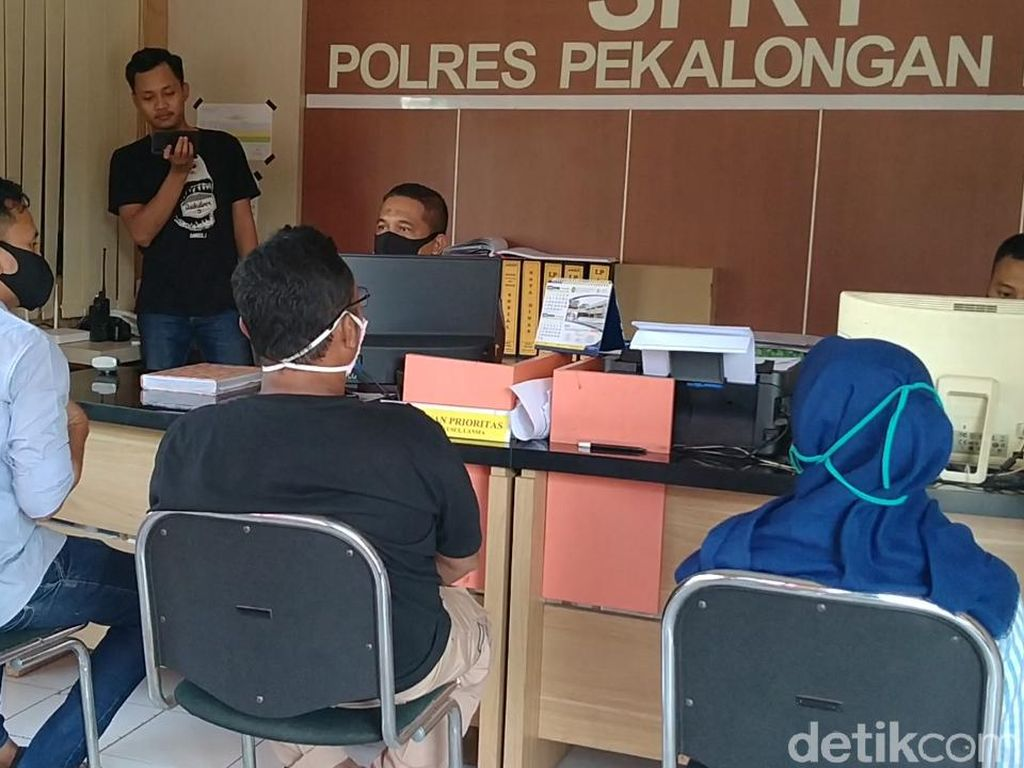 Viral ABG Dihajar-Dituduh Rebut Pacar di Pekalongan, Korban Lapor Polisi