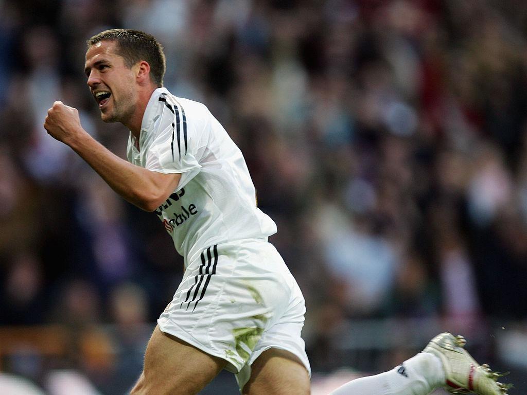Michael Owen, Real Madrid, dan Jamie Carragher