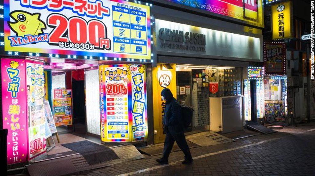 Sisi Gelap Masalah Tokyo Dalam Deretan Foto