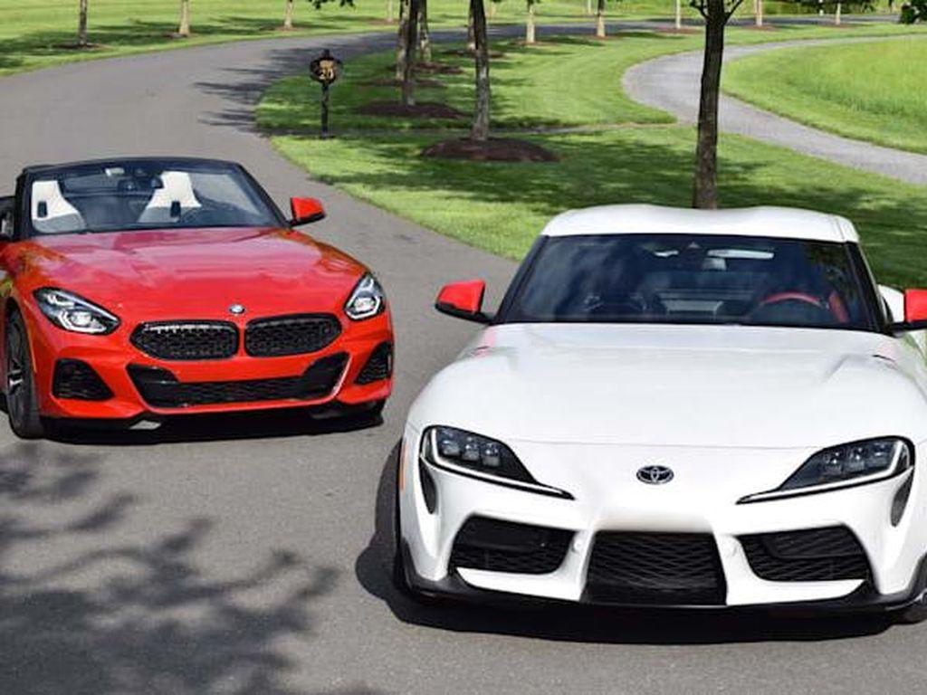 Toyota Supra dan BMW Z4 Direcall Akibat Tangki Bensin Bocor