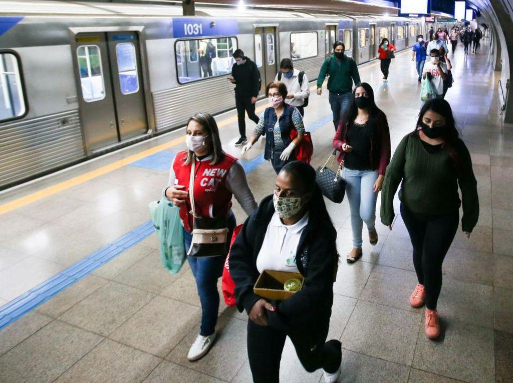 Kenapa Banyak Orang Gampang Marah Ditegur soal Masker? Ini Penjelasan Psikolog