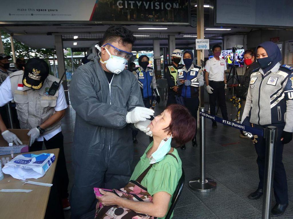Rekor Tambah 689 Kasus Baru Positif Corona di Indonesia, Ini Sebarannya