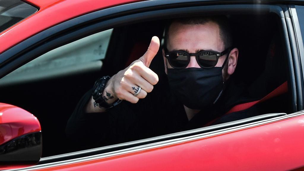 Mantap! Bintang-bintang Juventus Sudah Kembali ke Pusat Latihan