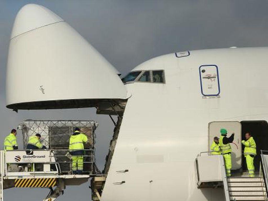 17.000 Pesawat Dikandangkan, Ratu Langit B747 Jadi Pahlawan