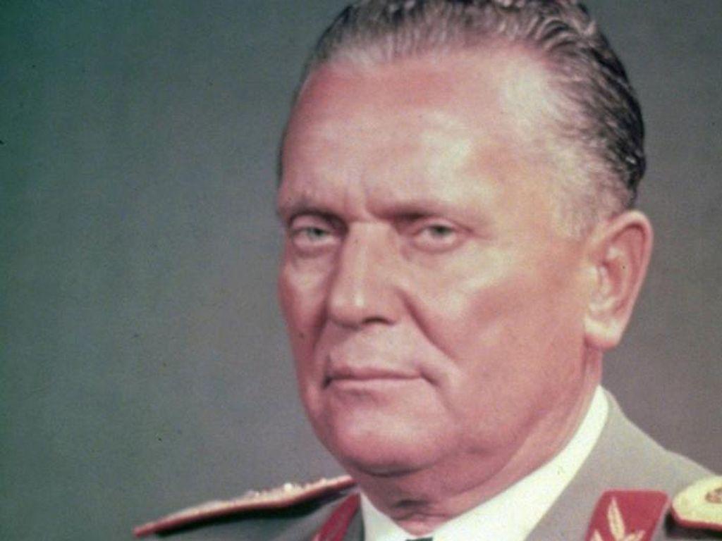 Mengenang 40 Tahun Kematian Tito, Pendiri Yugoslavia