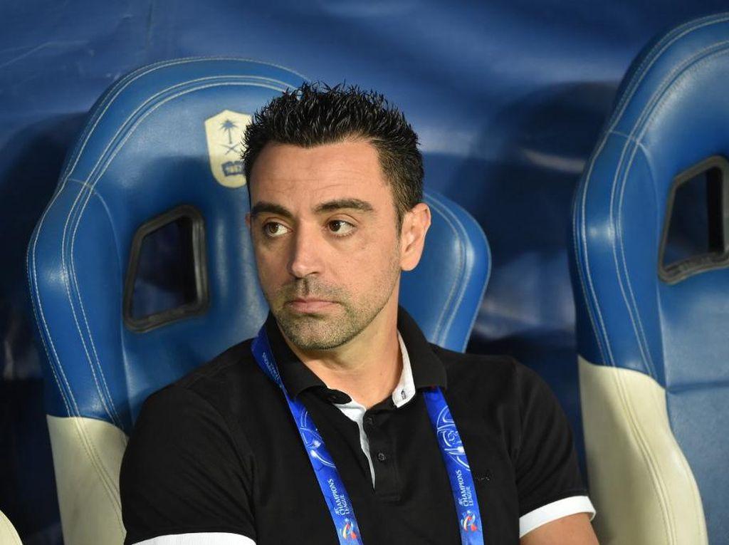 Empat Pemain Ini Tak Inginkan Xavi Latih Barcelona
