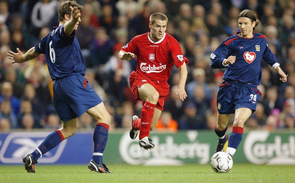 Michael Owen, salah satu striker terbaik di Liga Inggris sepanjang masa