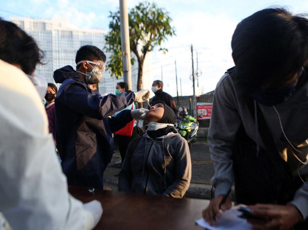 Sebaran 367 Kasus Baru Positif Virus Corona di Indonesia 6 Mei