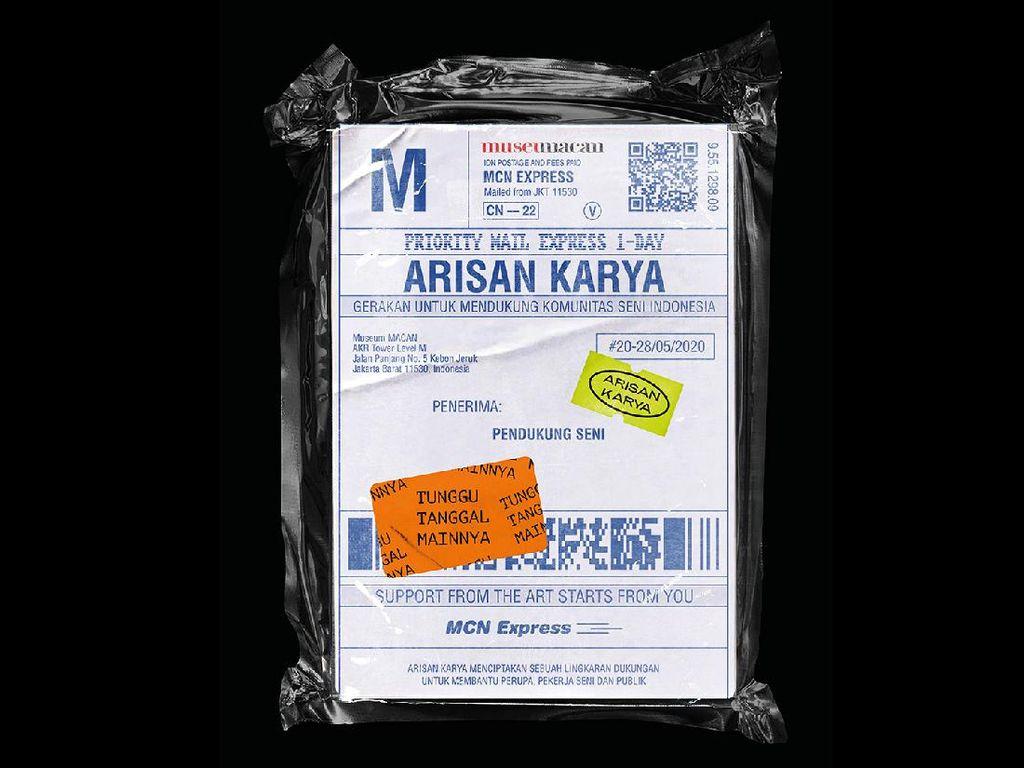 Siap Ikutan Undian Arisan Karya dari Museum MACAN?