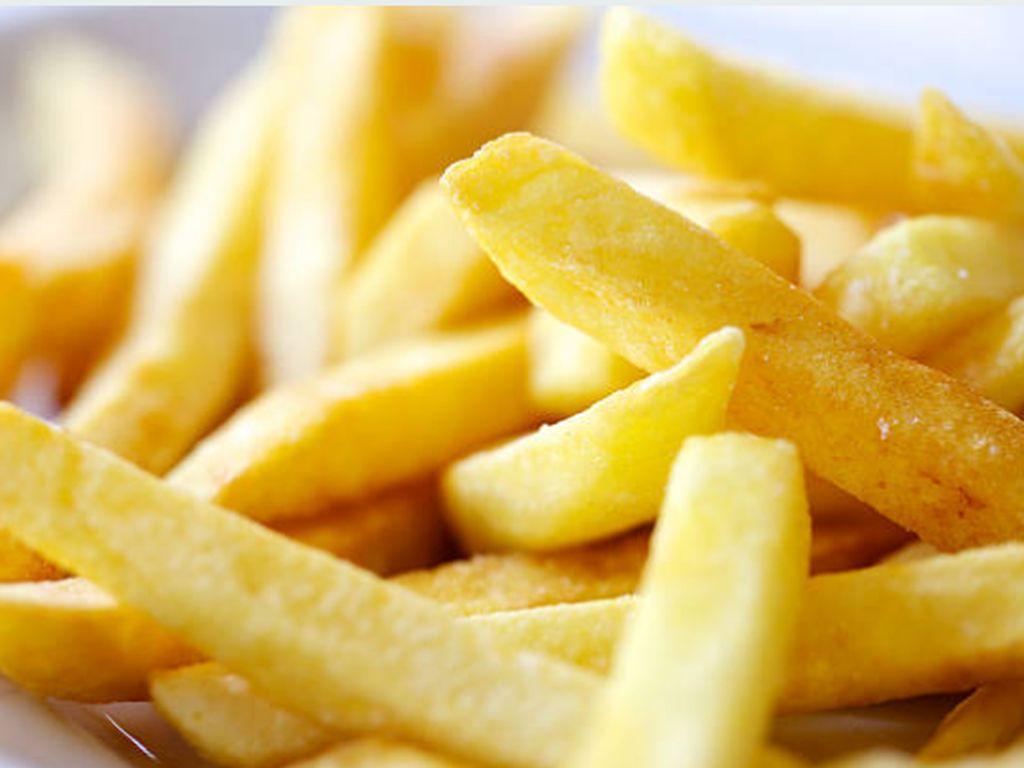 Ini Resep Rahasia Kentang Goreng a la Fast Food yang Gurih Crispy