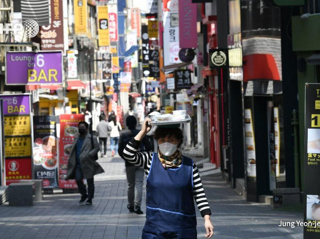 Korea Selatan Sebut Gelombang Kedua Hantam Negaranya Sejak Mei