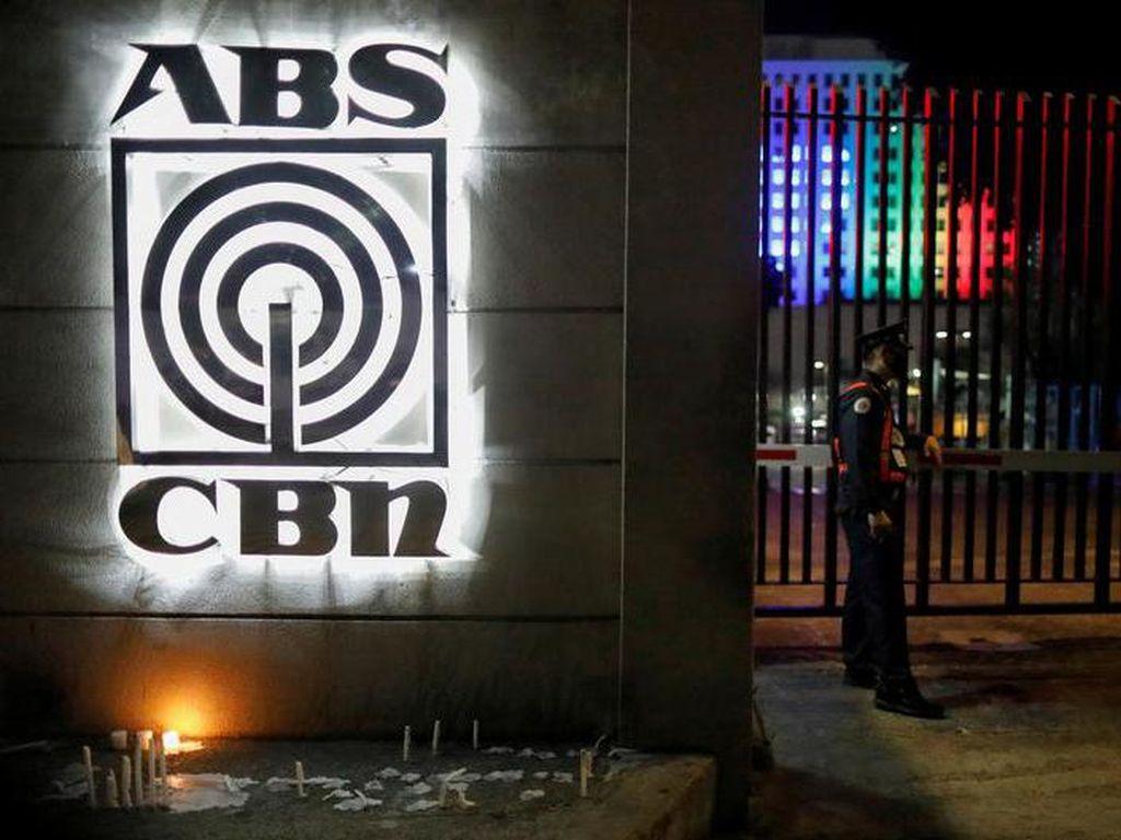 Usik Duterte, Stasiun ABS-CBN Diberedel Pemerintah Filipina
