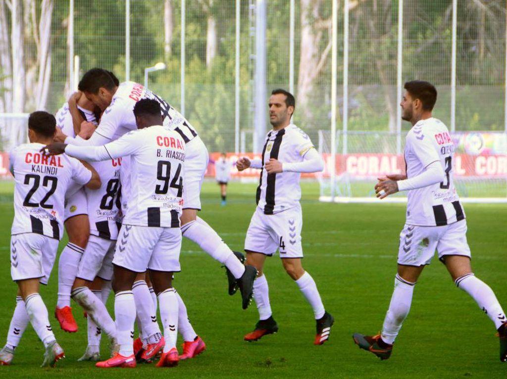 Bahagianya CR7, Klub Kampung Halaman Promosi ke Liga Portugal