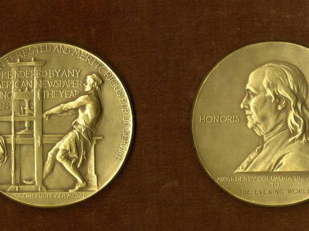 New York Times Raih Tiga Penghargaan Pulitzer yang Legendaris