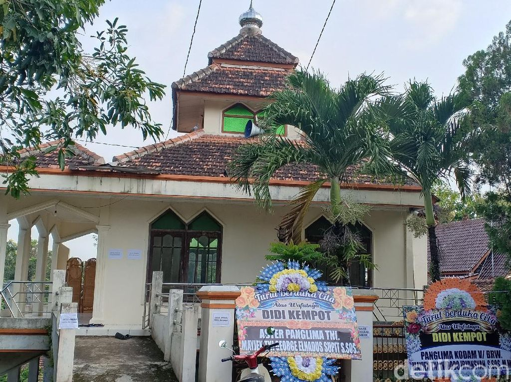 Musala Al Istiqomah, Kenang-kenangan dari Didi Kempot untuk Istri dan Tetangga