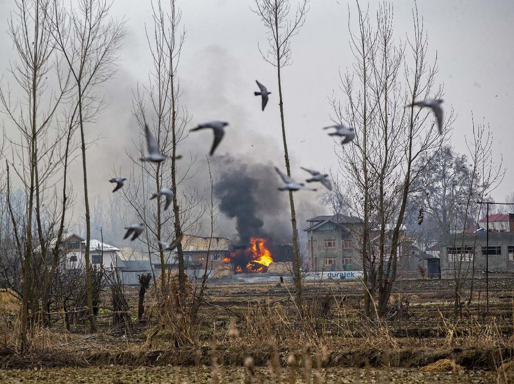 Deretan Foto Konflik Kashmir Ini Diganjar Penghargaan Pulitzer