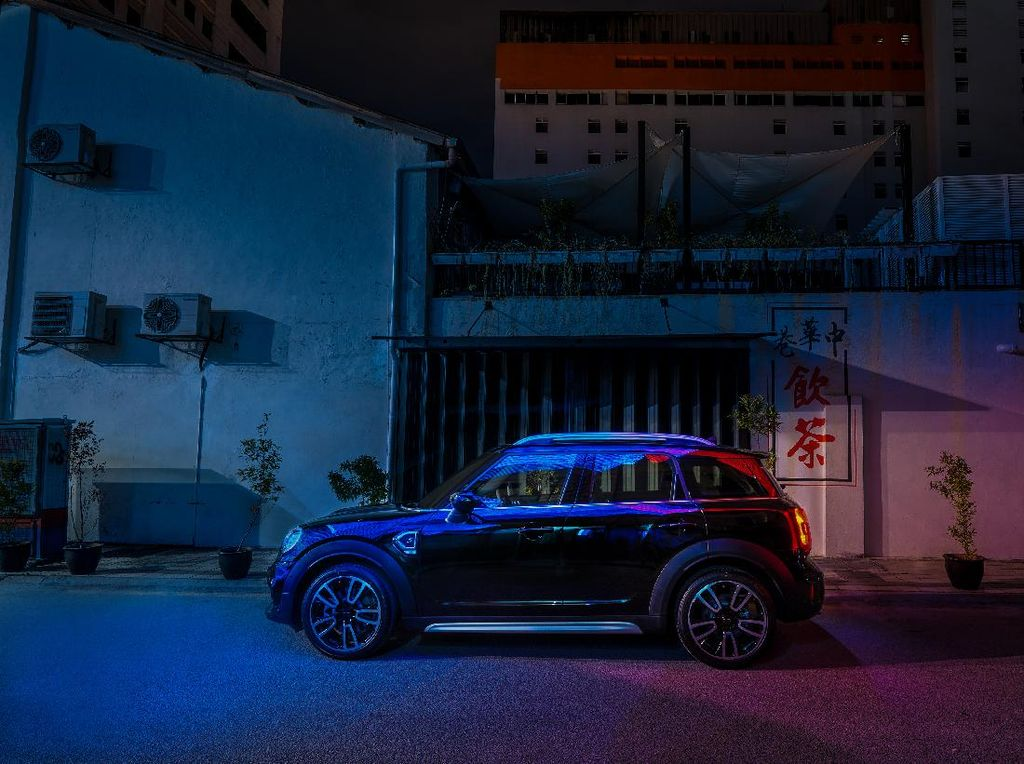 Spesifikasi Lengkap New MINI Countryman Blackheath Edition