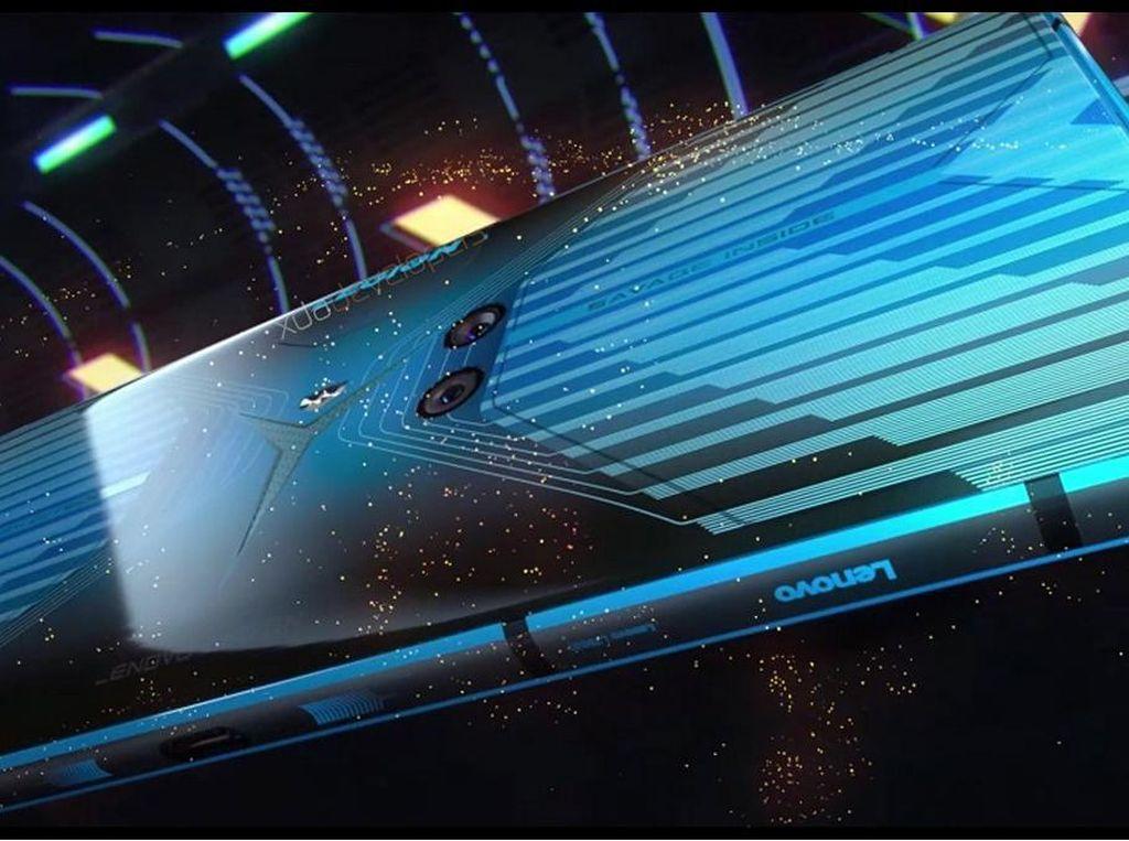 Ponsel Gaming Lenovo Legion Meluncur Bulan Depan