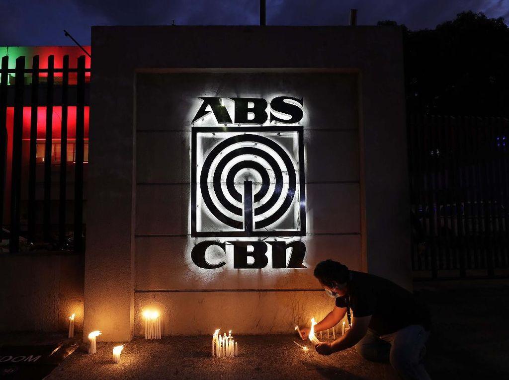 Kritik Duterte, Stasiun Televisi Terbesar di Filipina Berhenti Siaran
