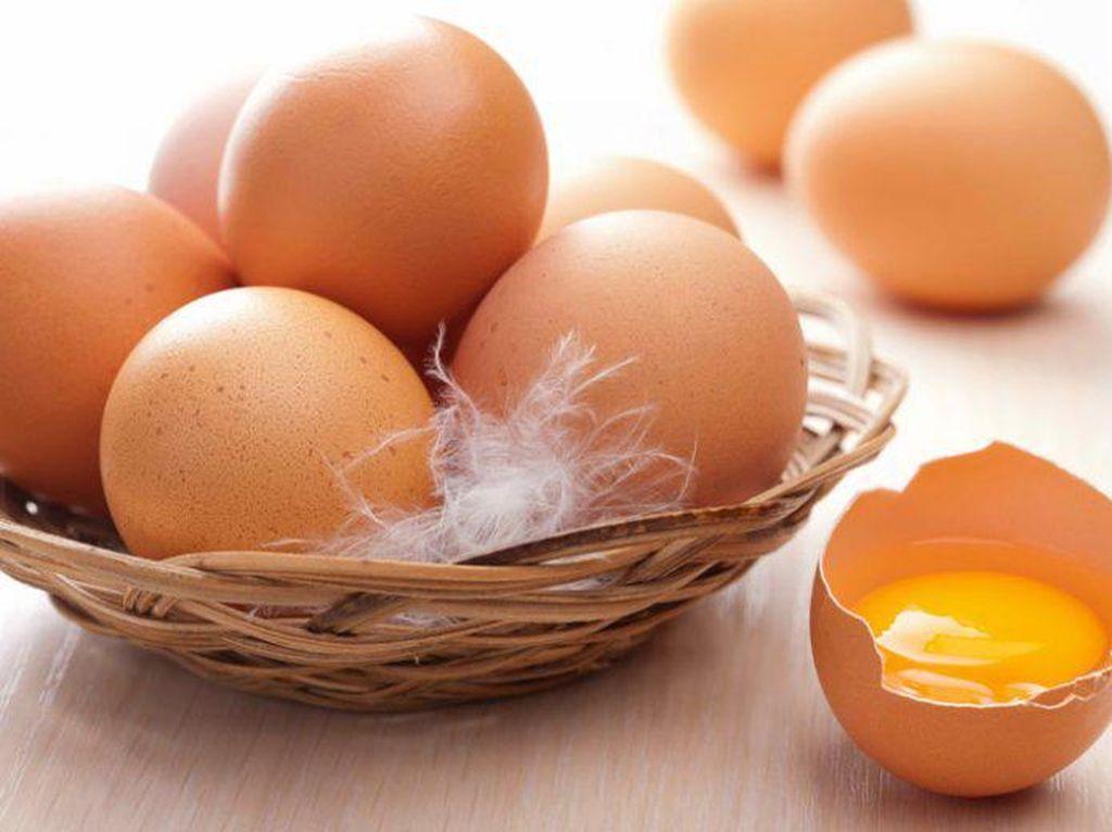Kenali Telur Infertil, Dilarang Pemerintah Tapi Banyak Dijual di Pasar