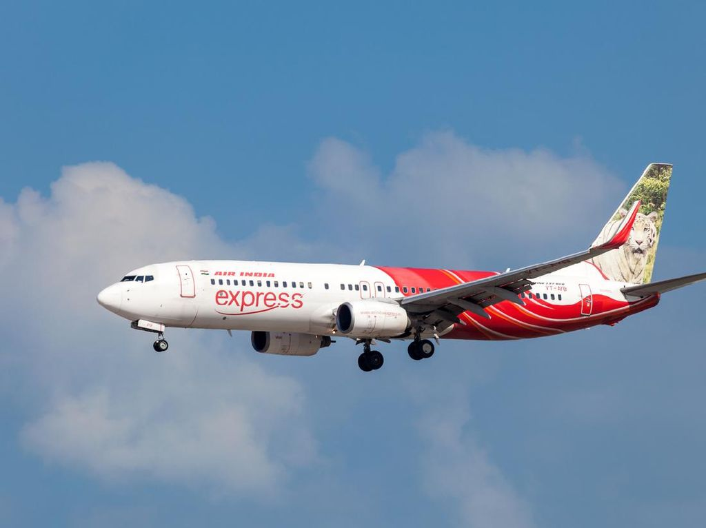 Bawa Penumpang Positif COVID, Air India Dilarang Masuk Hong Kong
