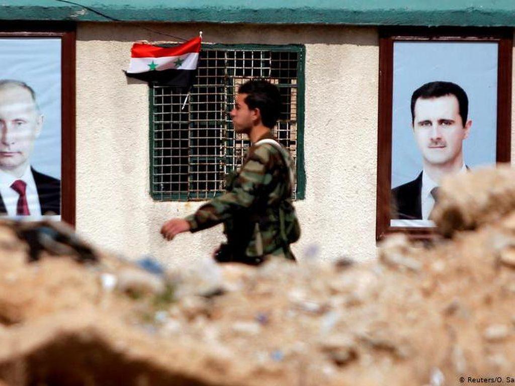 Perpecahan Besar Atas Kekuasaan Muncul dalam Keluarga Assad di Suriah