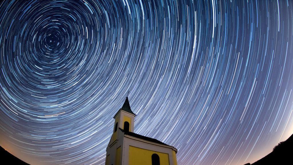 Keindahan Hujan Meteor dalam Bingkai Kamera