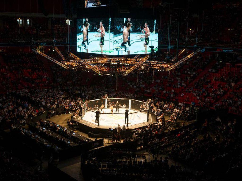 Mengenal 10 Gerakan Terlarang di UFC