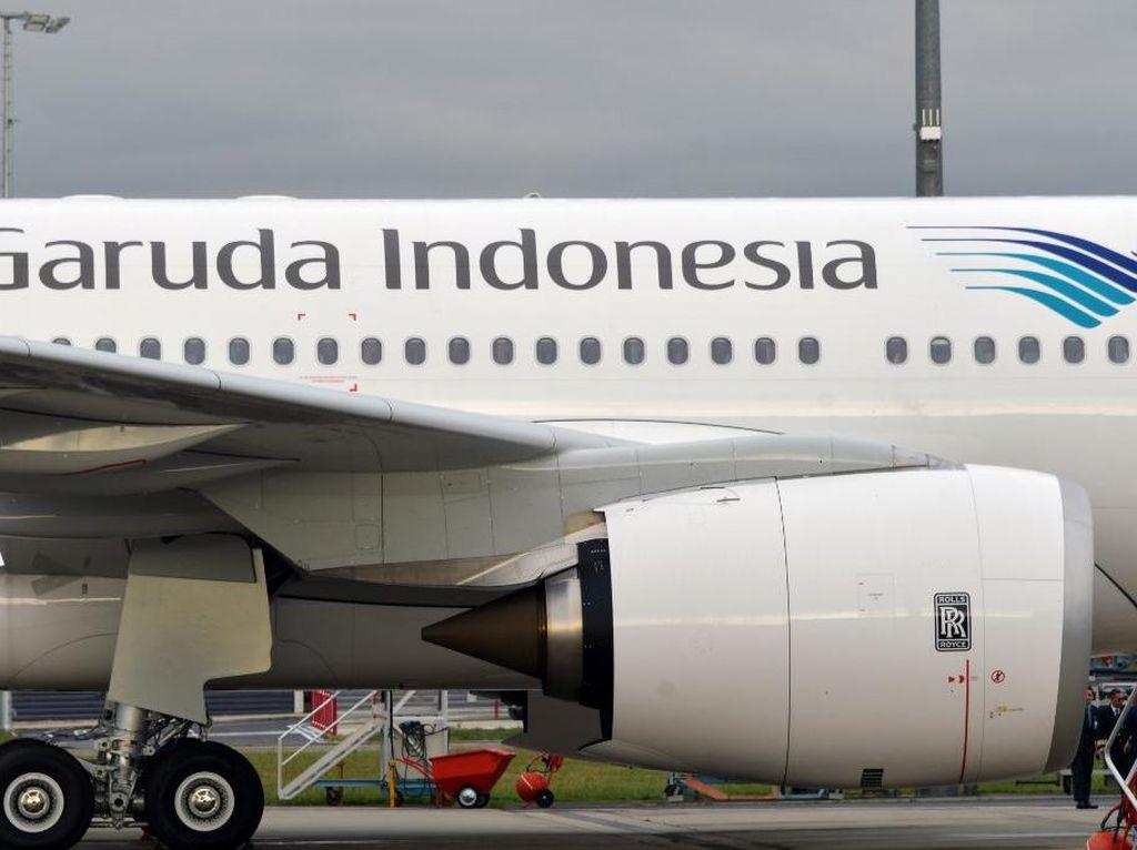 Asyik! Garuda Indonesia Tawarkan Diskon Tiket Pesawat