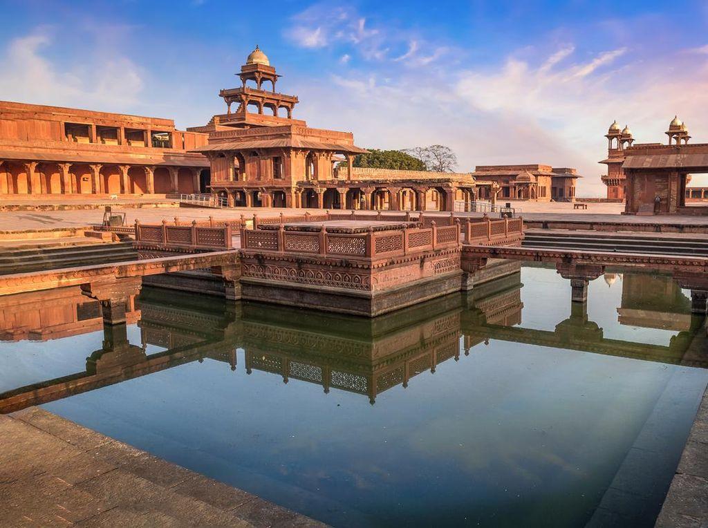 Potret Kerajaan Islam India yang Kini Jadi Kota Mati