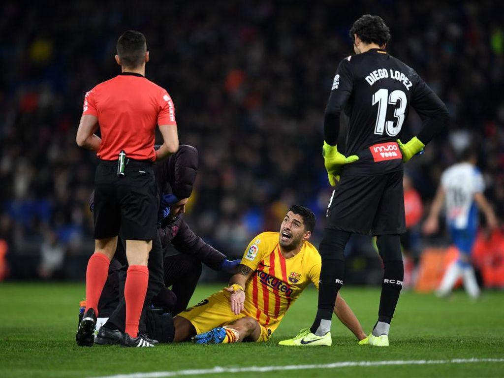 Luis Suarez Gila-gilaan untuk Pulih