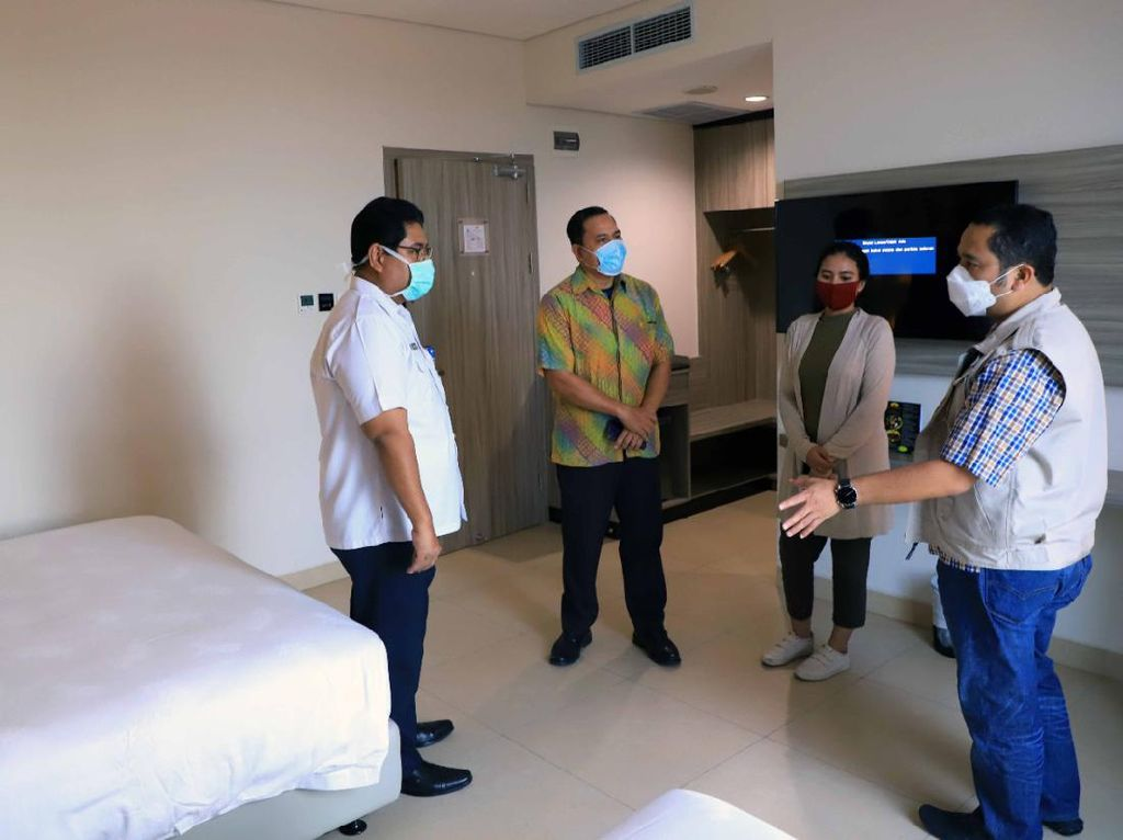 Pemkot Tangerang Sediakan 2 Hotel bagi Tenaga Medis yang Tangani Corona
