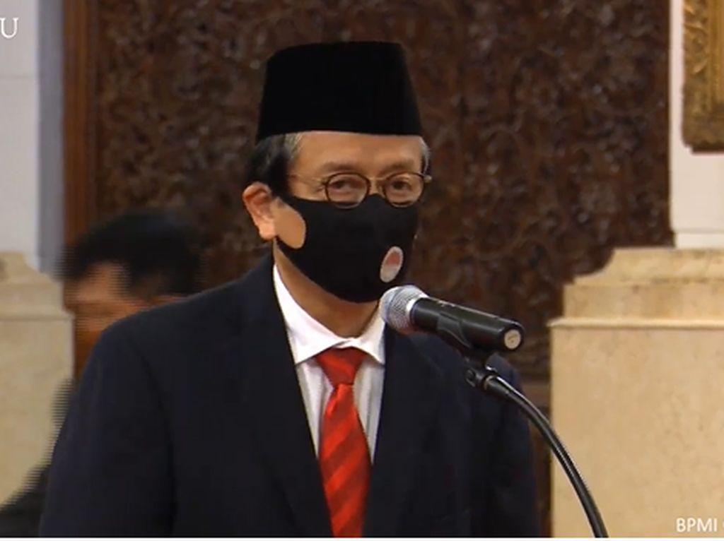 Gantikan Kiagus Badaruddin, Dian Ediana Jabat Kepala PPATK