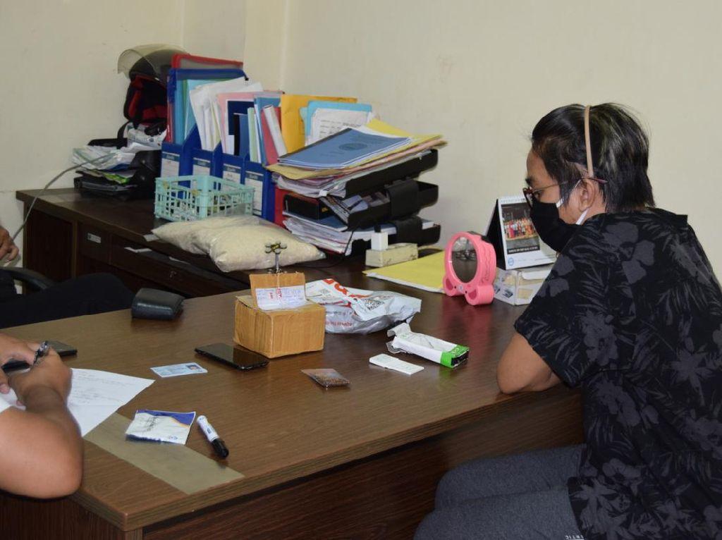 Beli Tembakau Gorilla Via Online, Mahasiswa di Kukar Dibekuk BNNP Kaltim