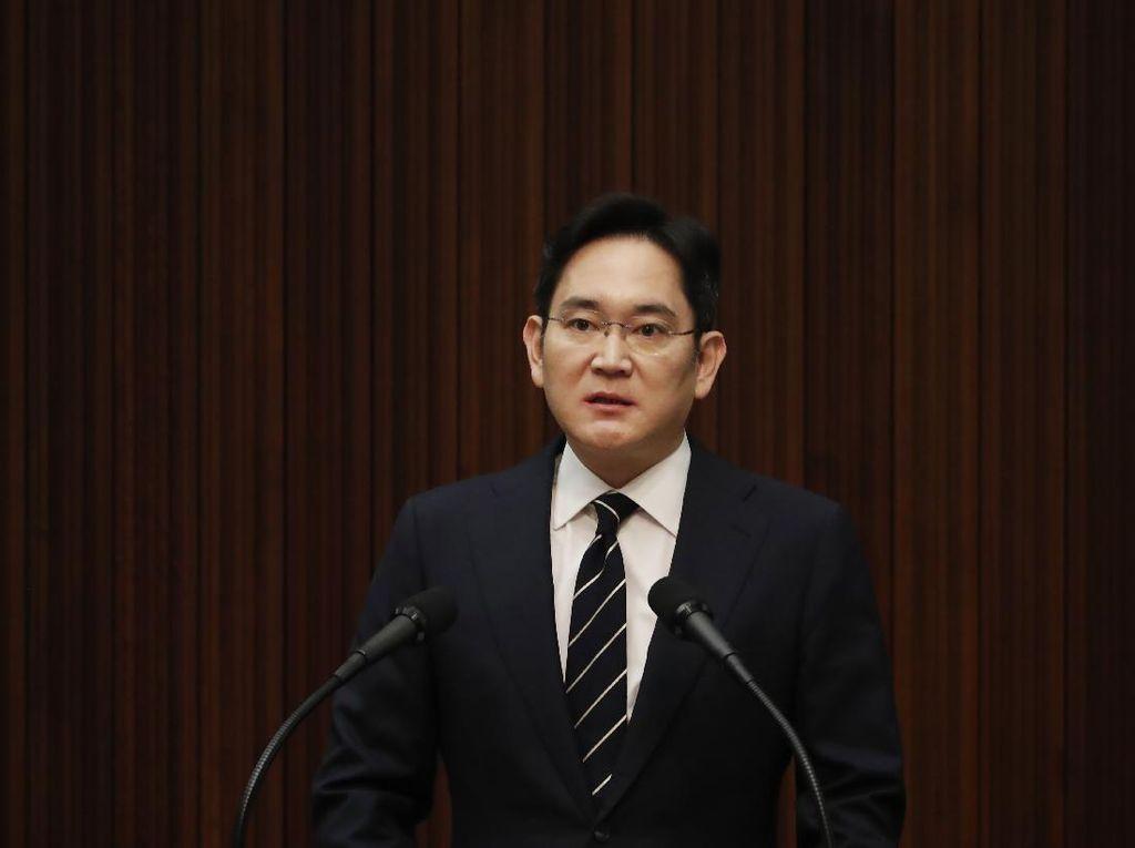 Surat Perintah Penangkapan Bos Samsung Ditolak Pengadilan Seoul
