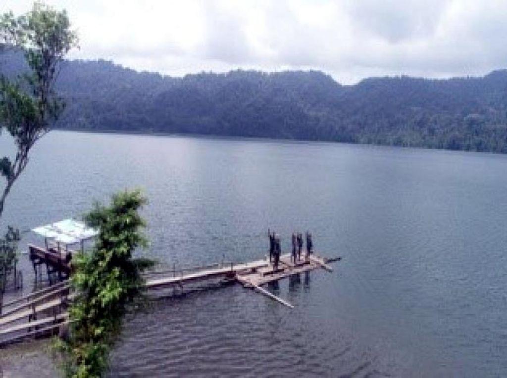 Danau Pauh & Depati Empat, 2 Danau Menawan di Jambi