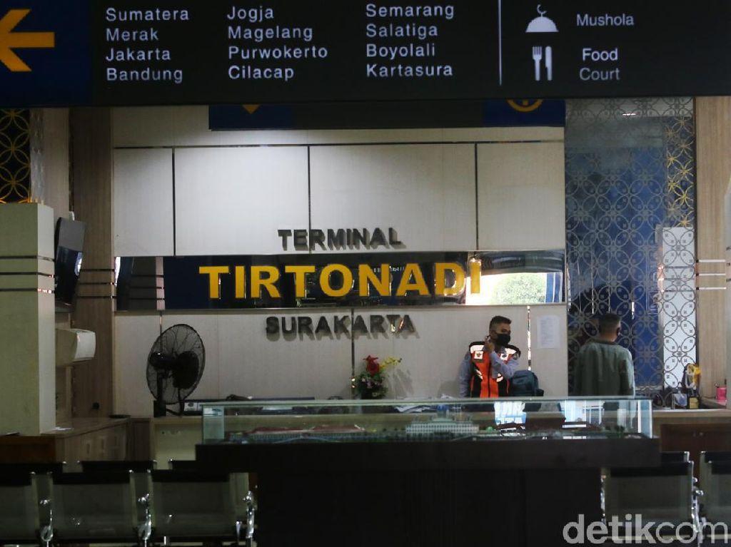 Terminal di Solo Bakal Dilengkapi Sport Center