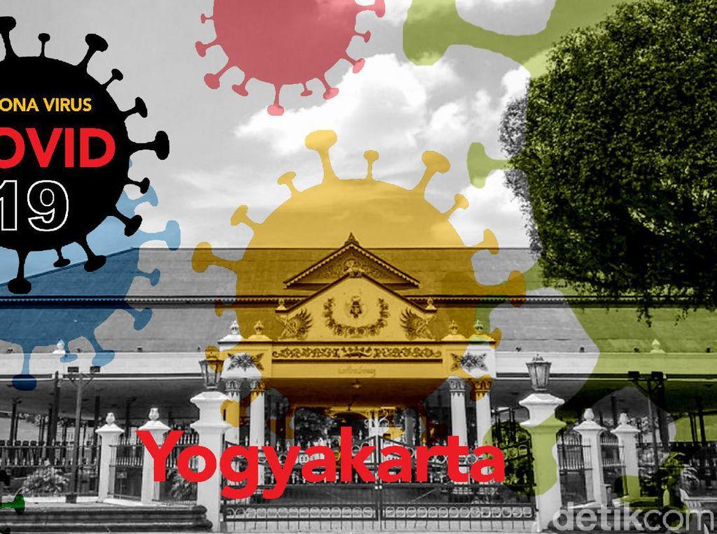 Update Corona di DIY 30 Mei: Kasus Positif Bertambah 3 Jadi 233