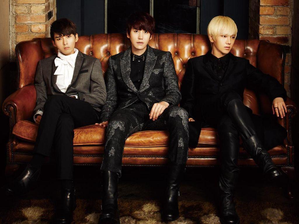 Super Junior-K.R.Y Siapkan Album Pertama dalam 14 Tahun